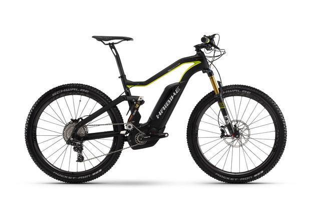 Haibike XDURO FullSeven Carbon Pro - 2016
