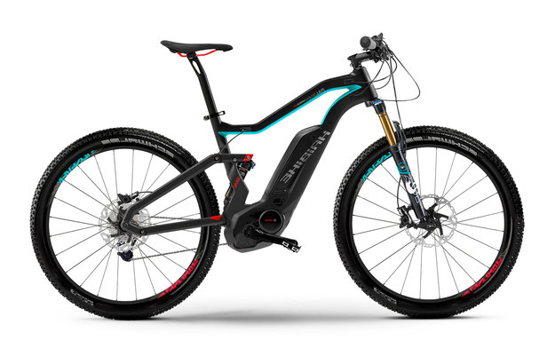 Haibike XDURO FullSeven Carbon RX - 2016
