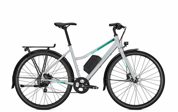 Kalkhoff Durban e-Bikes 2017