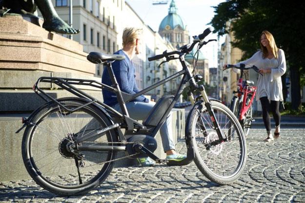 e-Bike Typen: Für jeden das passende e-Bike