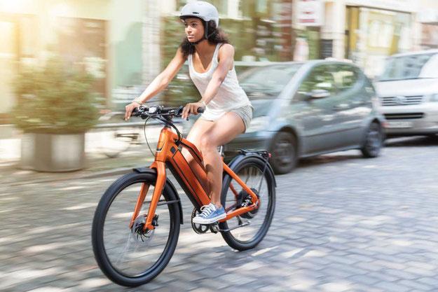 Stromer 2017 mit neuem Stromer ST1 X e-Bike Modell