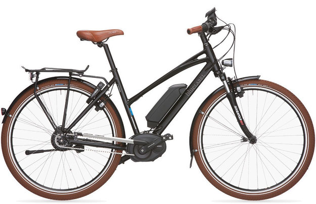 Blue Lable Mixte Hybrid e-Bike 2014