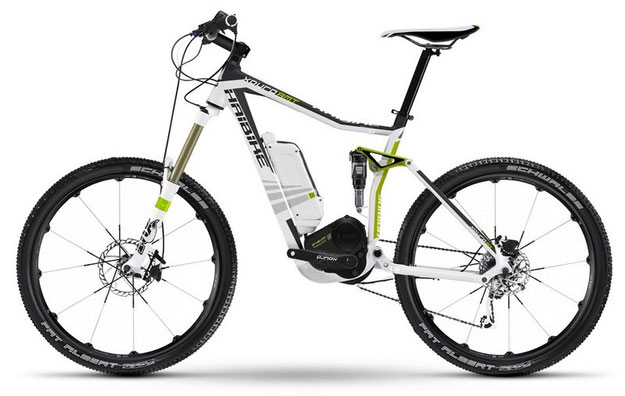 Haibike eQ Xduro FS All Mountain