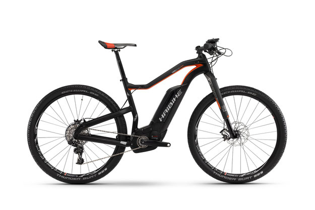 Haibike XDURO HardSeven Carbon Ultimate - 2016