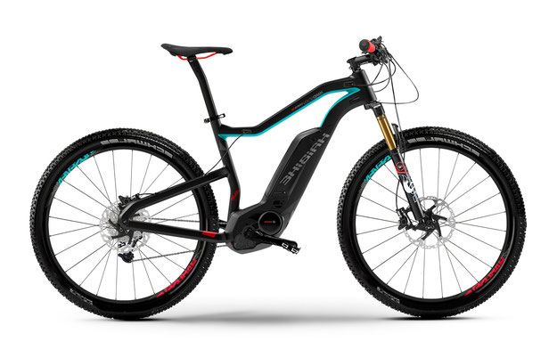 Haibike XDURO HardSeven Carbon RX - 2016