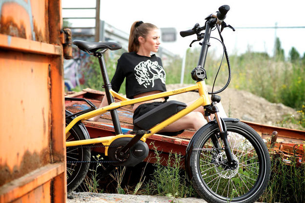e-Bikes mit Gates Riemenantrieb