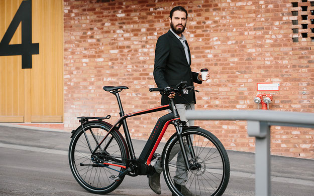 e-Bike Test: Kalkhoff Integrale 10 ist Testsieger bei Extra Energy