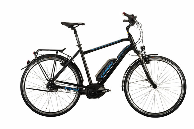 Corratec E-Power 28 Active 8S 500 Gent City/Trekking e-Bike 2017