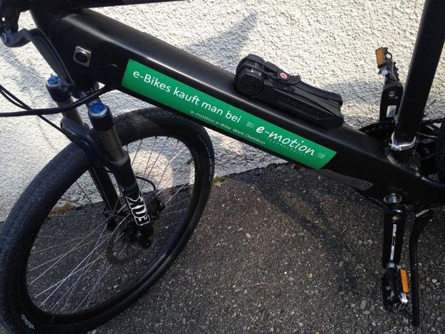 Stromer e-Bikes von e-motion