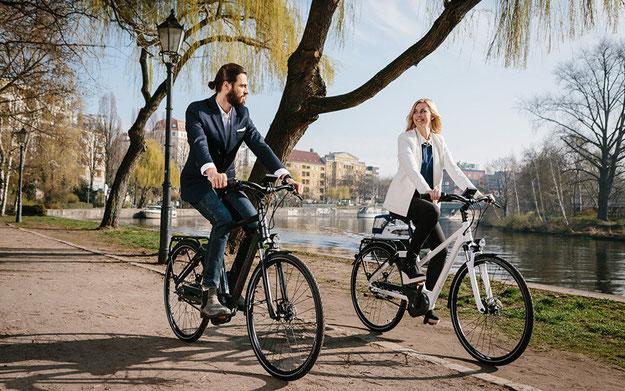 e-Bikes: Auch im Herbst und Winter fahren?
