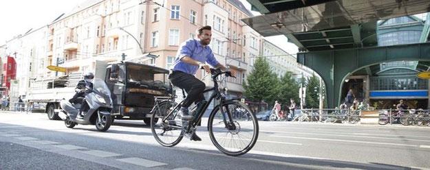 e-Bikes mit Impulse 2.0 Antrieb