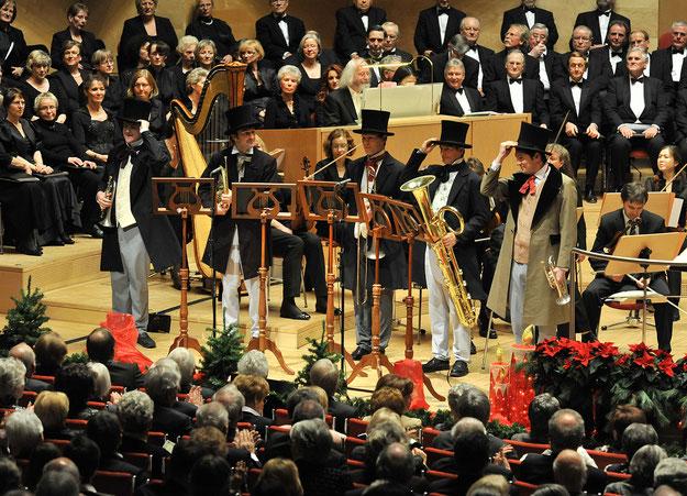 Konzert mit Nikolaus Hanoncourt