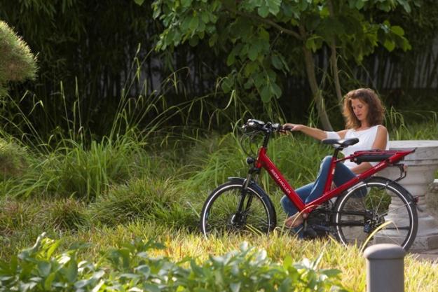Umweltbewusste e-Bikes
