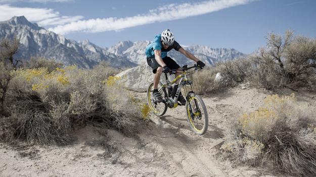 e-Mountainbikes bekommen einen eigenen Antrieb