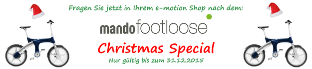 Mando Footloose Christmas Special 2015