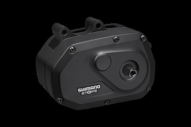 Shimano Steps Mittelmotor und automatische Schaltung