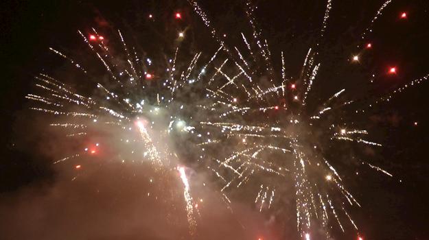 Höhepunkt des Abends war das von der Volksbank Pinneberg-Elmshorn gesponsert Feuerwerk.