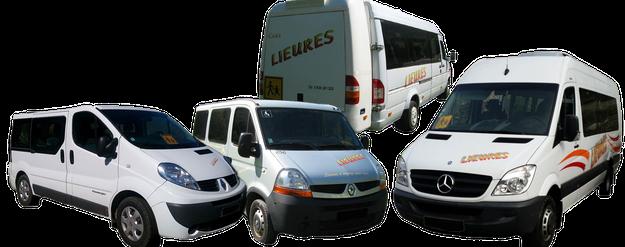 location minibus lieures transports ariege