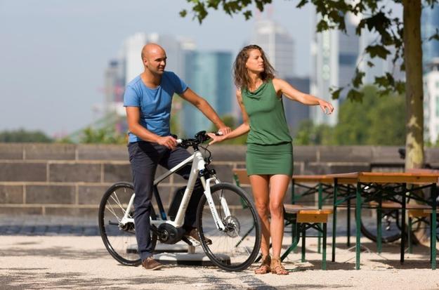 Wartung von e-Bikes und Akkus
