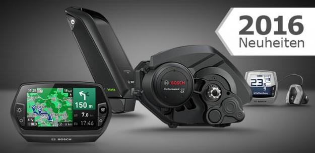 Neuheit: Bosch Performance Line CX Motor für e-Mountainbikes