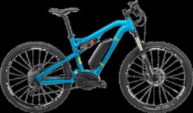 e-Bikes von IBEX