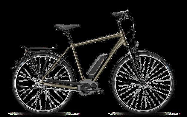 Raleigh Cardiff e-Bikes mit Bosch - 2016