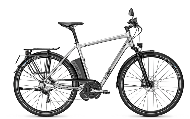Raleigh Stoker Impulse e-Bikes 2016