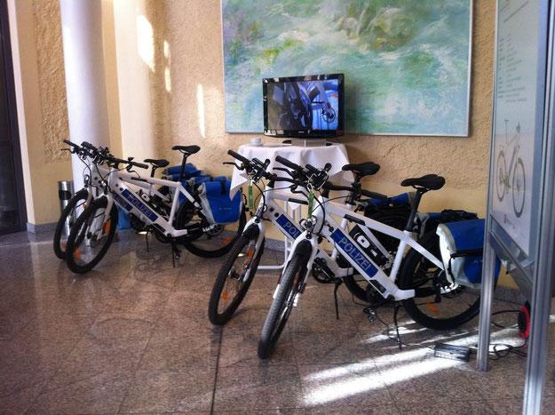 Polizei Hannover e-Bike