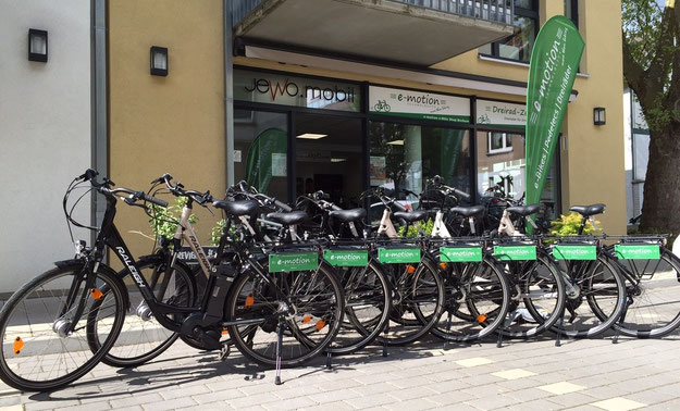 e-Bike Verleih Bochum
