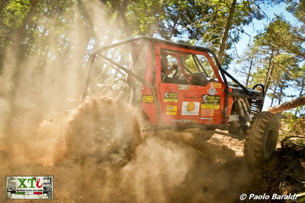 Morandini-Morganti team Evolution 4x4