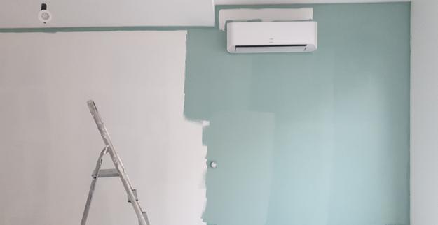 photo travaux- rénovation de la maison à montpellier