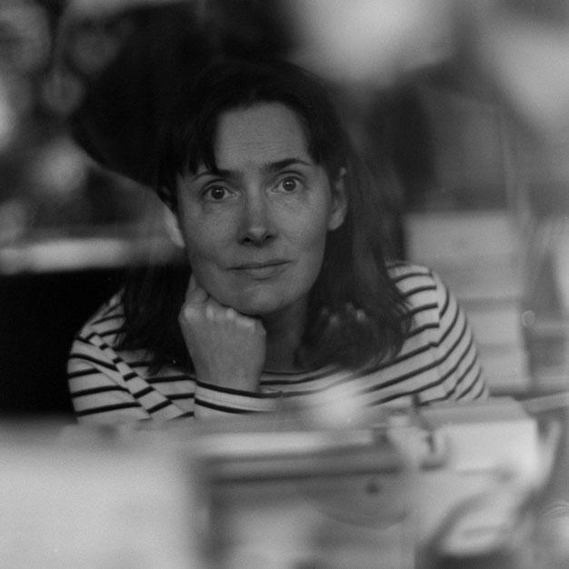 Francesca Bircher, Inhaberin Glasschmückli