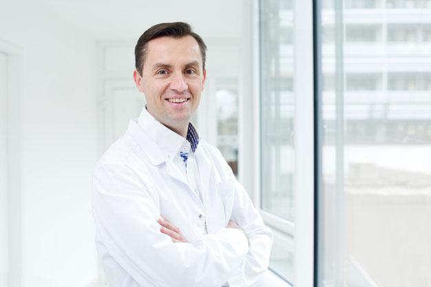 Bild: Dr. Boris Poschusta - Orthopädie Unfallchirurgie Sportmedizin in Linz