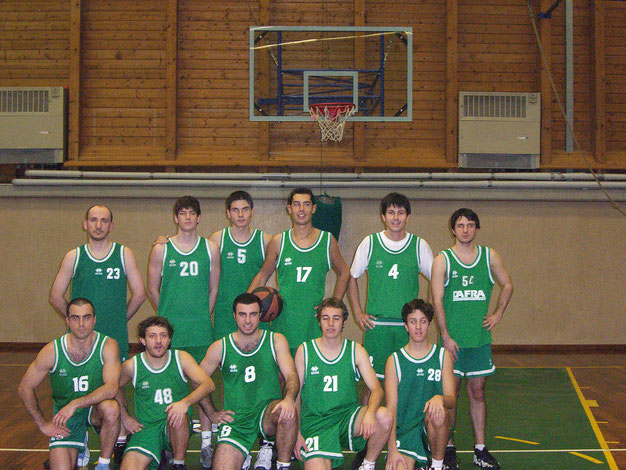 Prima divisione stagione 2005/2006