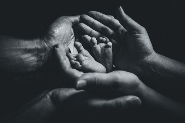 servizio fotografico newborn venezia mestre