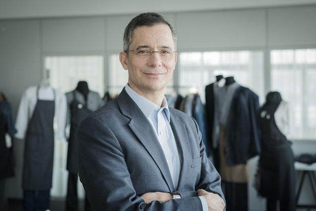 Rolf Slickers - Geschäftsführer servitex