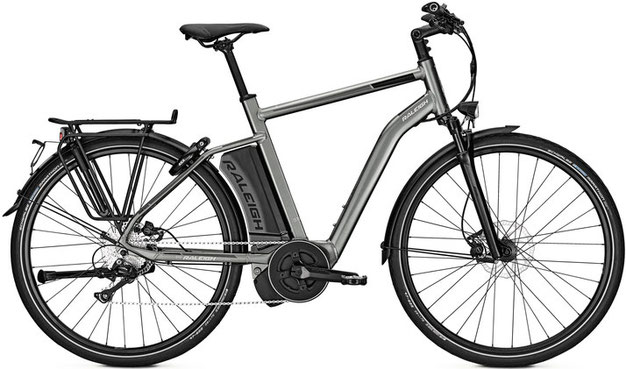 Raleigh Stoker Impulse S 10 - Trekking e-Bike / Speed Pedelec - 2018