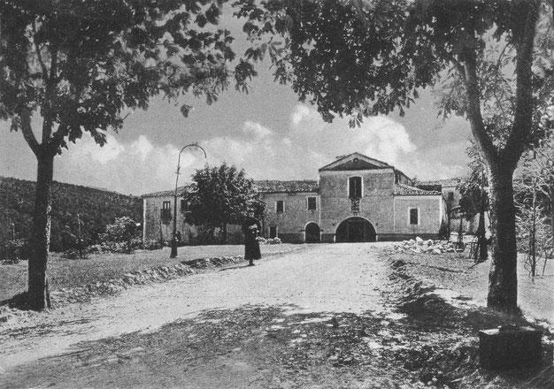 Casacalenda convento S. Onofrio