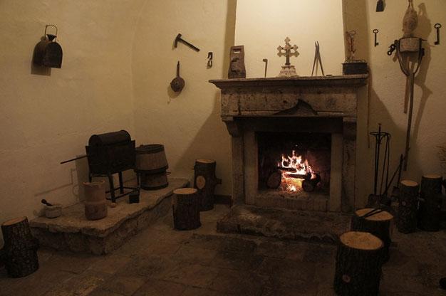 Fuoco comune del convento cappuccino di Morcone
