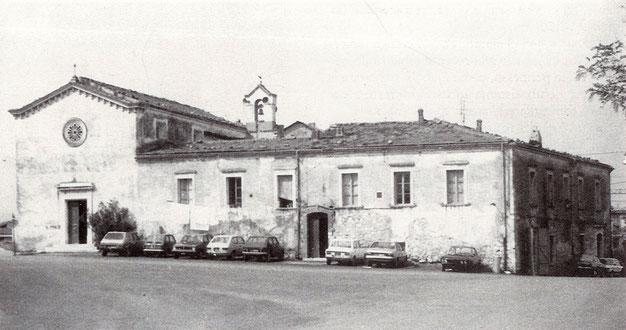 Larino, Chiesa parrocchiale Beata Maria Vergine delle Grazie