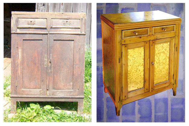 реконструкция мебели