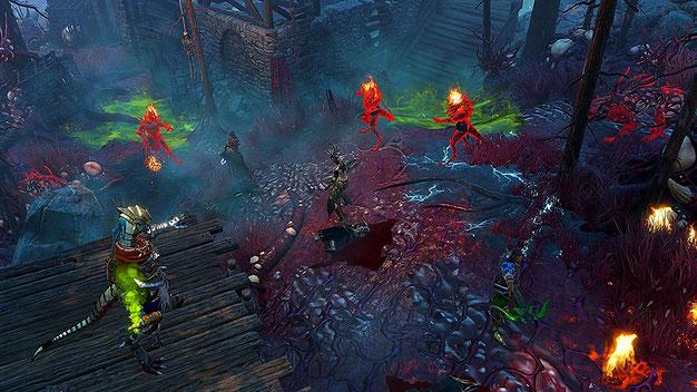 Beste PS4 Spiele: Divinity - Original Sin 2