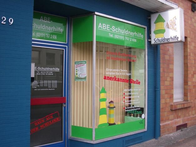 Bild der Geschäftsstelle Krefeld