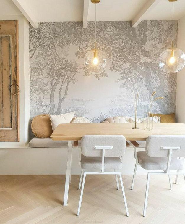Scandinavisch interieur - 5 Kenmerken voor een warme woonkamer