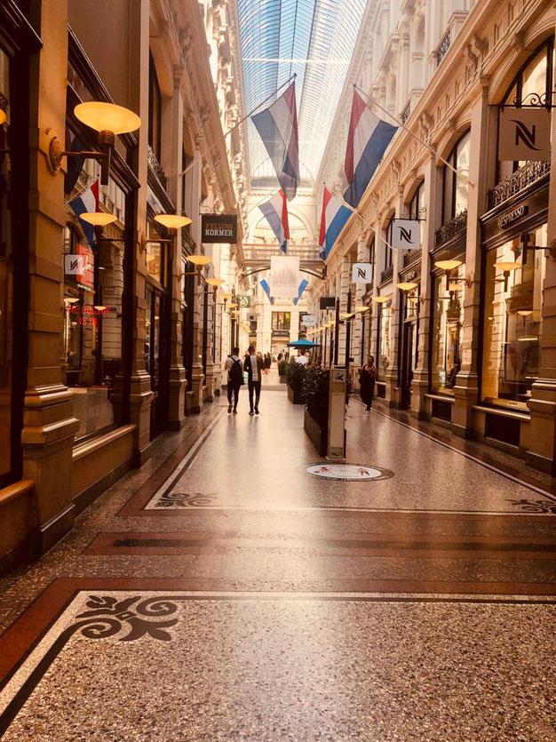 Waar kan je winkelen in Den Haag de passage