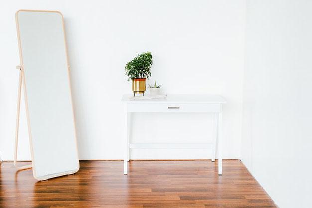 Tips voor het plaatsen van een spiegel in je interieur