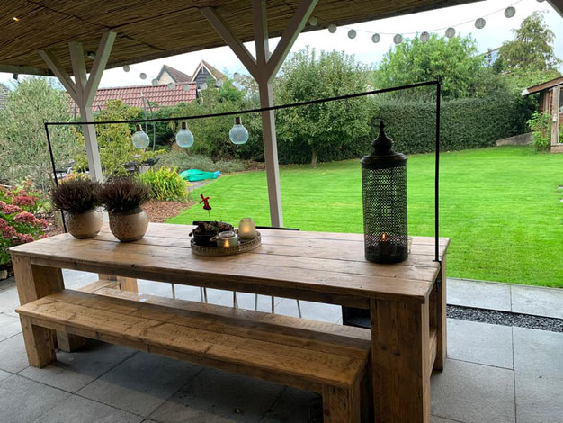 tuintrends 2021 ontspanning in je tuin