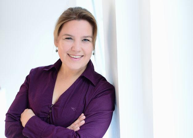 Kathrin Ruß in Balance, Geschäftsführerin, Stressmanagement-im-Norden, stressfrei, entspannt
