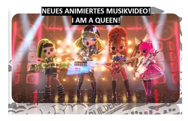 I am a Queen