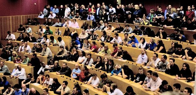 Um sie geht es: Die Studenten und die Qualität ihres Studiums. Foto: this.is.seba (CC BY-SA 2.0)